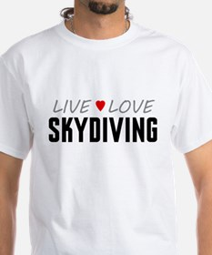 Live Love Skydiving Shirt