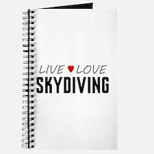 Live Love Skydiving Journal