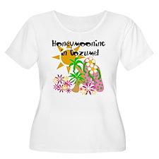 Honeymoon Cozumel T-Shirt