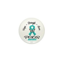 PCOS Mini Button (10 pack)