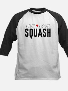 Live Love Squash Tee