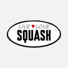 Live Love Squash Patches