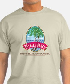 Retro Myrtle Beach - T-Shirt