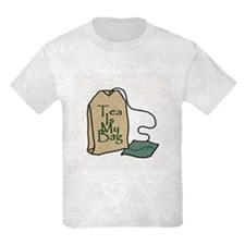 """Tea Is My Bag II"" - T-Shirt"