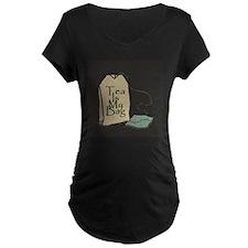 """Tea Is My Bag"" II - T-Shirt"