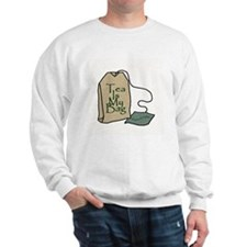 """Tea Is My Bag II"" - Jumper"