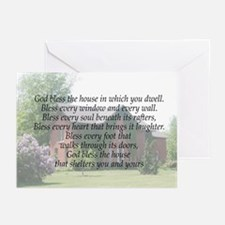 Housewarming Blessing Greeting Cards (Pk of 10)