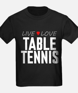 Live Love Table Tennis T