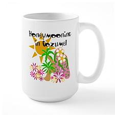 Honeymoon Cozumel Mug