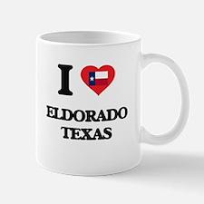 I love Eldorado Texas Mugs