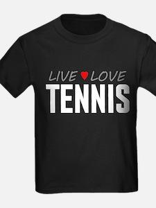 Live Love Tennis T