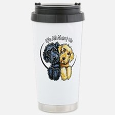 Labradoodle IAAU Travel Mug