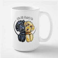 Labradoodle IAAU Mugs