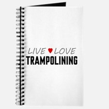 Live Love Trampolining Journal