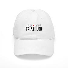 Live Love Triathlon Hat