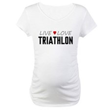 Live Love Triathlon Shirt