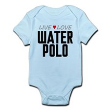 Live Love Water Polo Infant Bodysuit