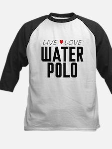 Live Love Water Polo Tee