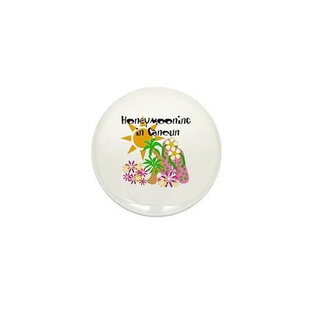 Honeymoon Cancun Mini Button (100 pack)