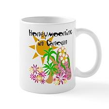 Honeymoon Cancun Mug