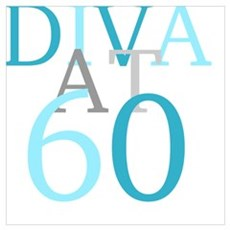 Diva At 60 Poster