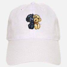 Labradoodles Lined Up Baseball Cap