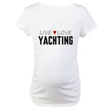 Live Love Yachting Shirt