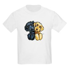 Labradoodles Lined Up T-Shirt