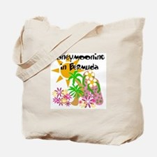 Honeymoon Bermuda Tote Bag