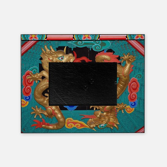 Dragons Picture Frame