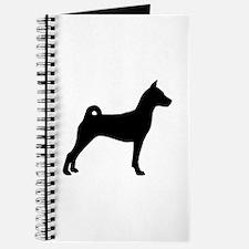 Basenji Dog Journal