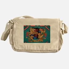 Dragons Messenger Bag