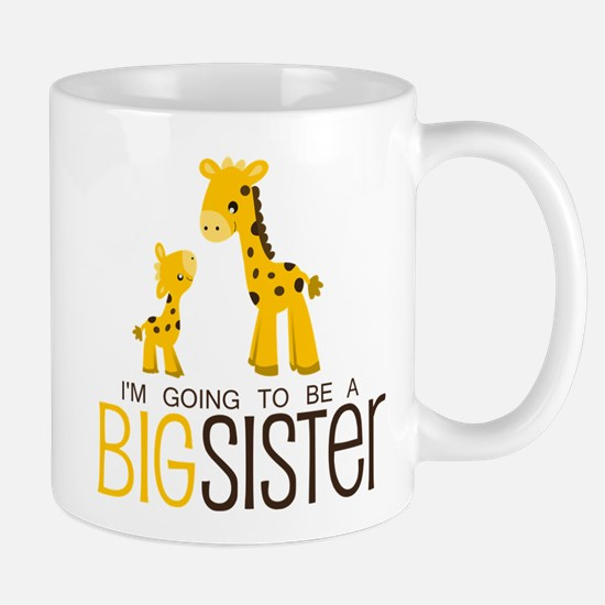 I'm going to be a big sister Mug