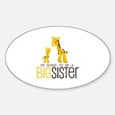 I'm going to be a big sister Decal
