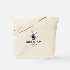 Chatham. Cape Cod. Tote Bag