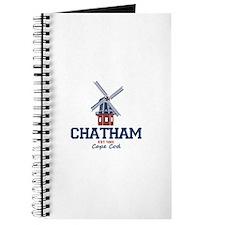 Chatham. Cape Cod. Journal