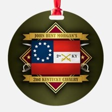 2nd Kentucky Cavalry Ornament