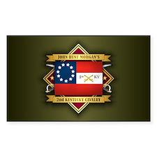 2nd Kentucky Cavalry Decal
