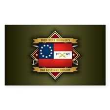 2nd Kentucky Cavalry Decal