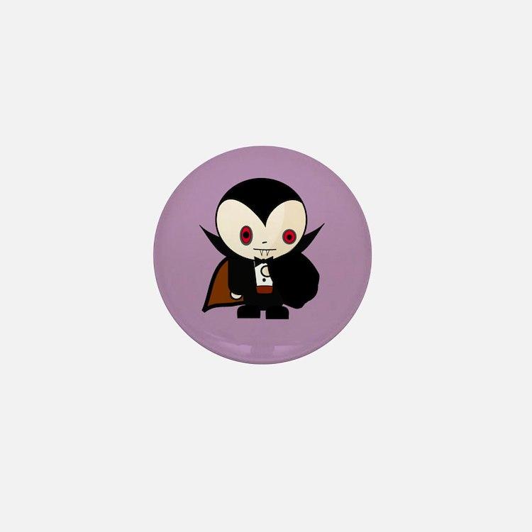 Dracula Mini Button
