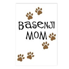 Basenji Mom Postcards (Package of 8)