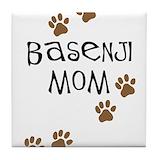 Basenji Drink Coasters