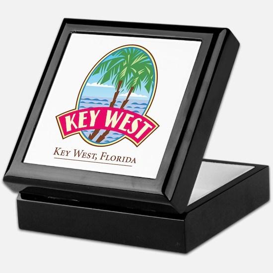 Retro Key West - Keepsake Box