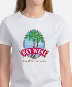 Retro Key West - Tee