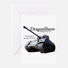 DragonSlayer Ministries Greeting Card