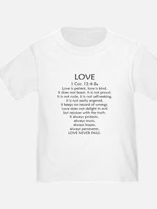 1Cor.13 Love T