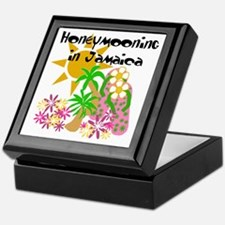 Honeymoon Jamaica Keepsake Box