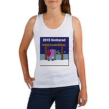 Iknitarod 2015 Women's Tank Top