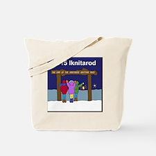 Iknitarod 2015 Tote Bag