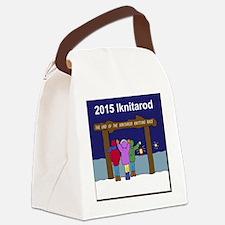 Iknitarod 2015 Canvas Lunch Bag